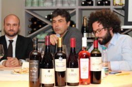 Il Cirò a Parma alla Wine & Food Academy