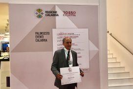 Vinitaly 18 – Orlando Sculli è il benemerito della Vitivinicoltura italiana per la Calabria