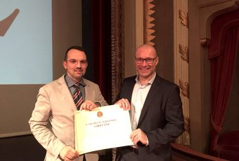 Il Territorio del Cirò vince l'ottavo premio Vinarius