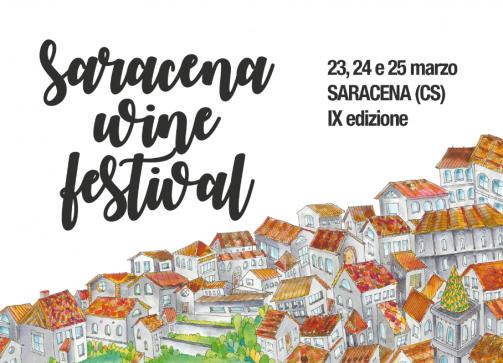 Torna il Saracena Wine Festival a fine marzo