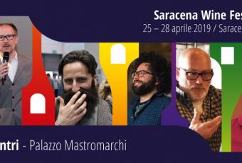 Saracena Wine Festival, 5 imperdibili degustazioni guidate