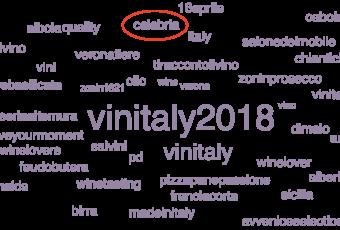 Vinitaly 18 – Il vino calabrese scala la comunicazione social
