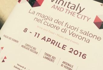 Al Vinitaly and the City con il Terre di Cosenza Dop