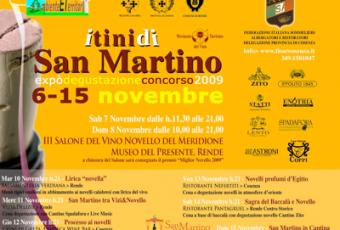 III Salone del Vino Novello
