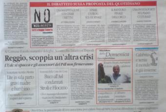 Il Quotidiano della Calabria sul Cirò