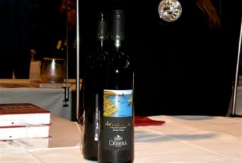 Degustazione vini Criserà a Reggio Calabria