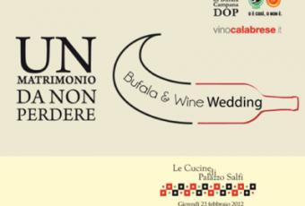 Bufala & Wine Wedding a Cosenza