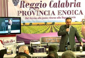 Reggio Calabria Provincia Enoica