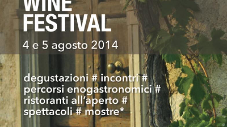 Torna il Saracena Wine Festival 2014