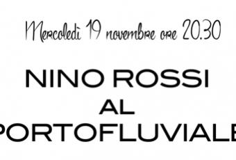 Nino Rossi a Roma con Librandi e Cooking Soon al Porto Fluviale
