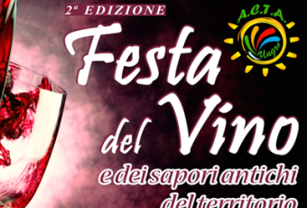 Torna la Festa del Vino a Lungro (CS)