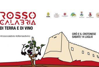 Di terra e di vino. Parte da Cirò il festival itinerante di Rosso Calabria